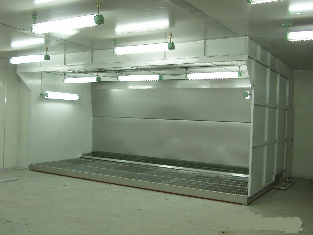 PEPU无尘室涂装系统